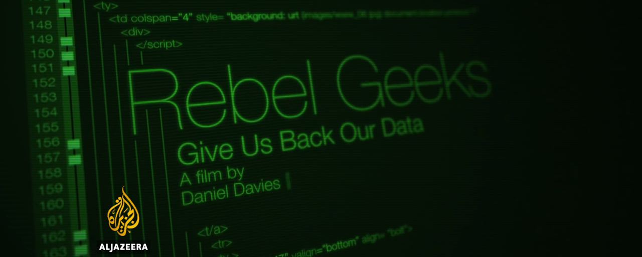 Rebel Geeks title screen crop